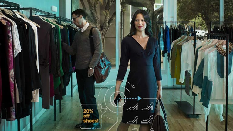 Shopping Is Now an Immersive Mobile Media Experience
