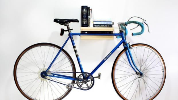 bike shelf by Elevated Wood, Remodelista.jpg