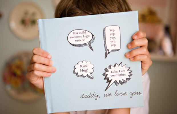 Get the kids involved in these DIY projects for Dad gifts.