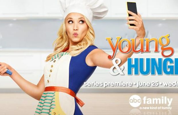 Young & Hungry Series Premiere