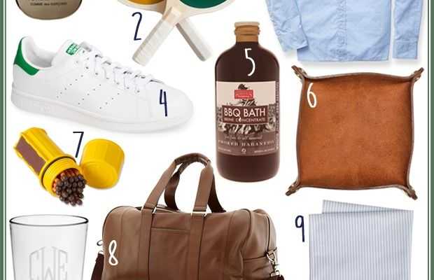 For the stylish Dad who has everything - but appreciates the finer things in life.