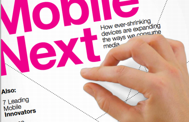 Say Magazine Mobile