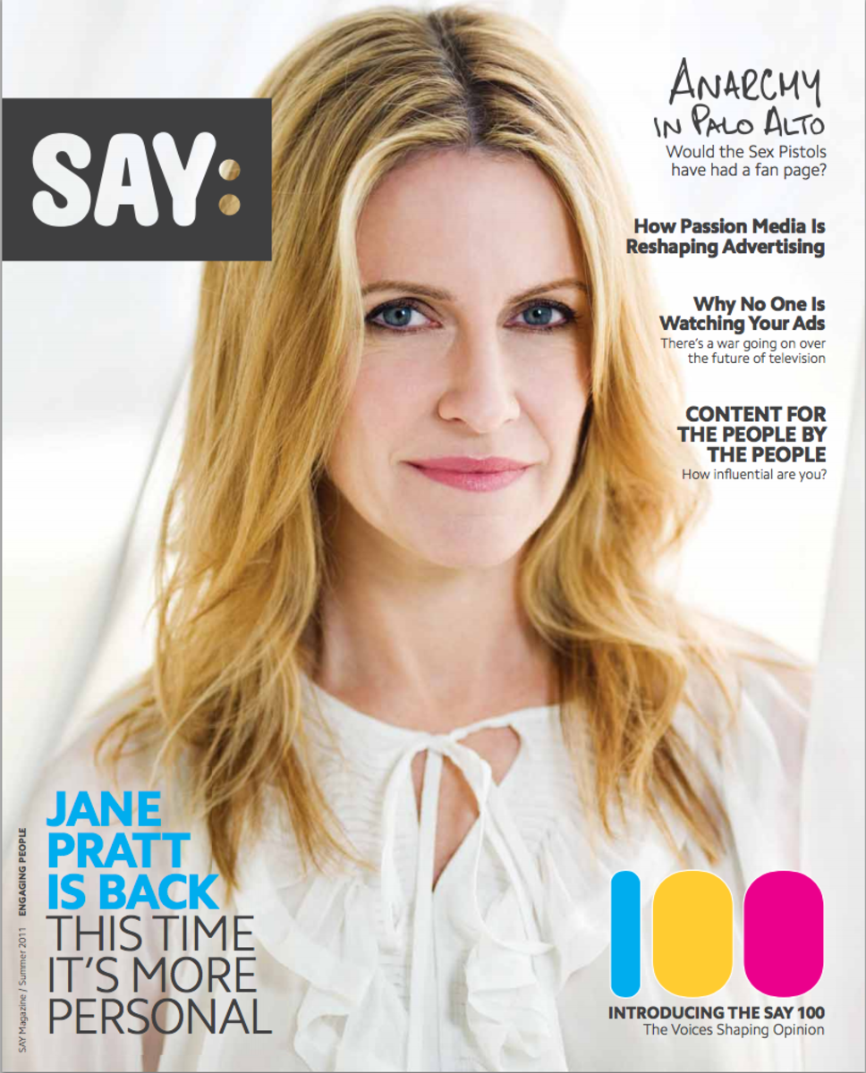 Say Magazine Jane