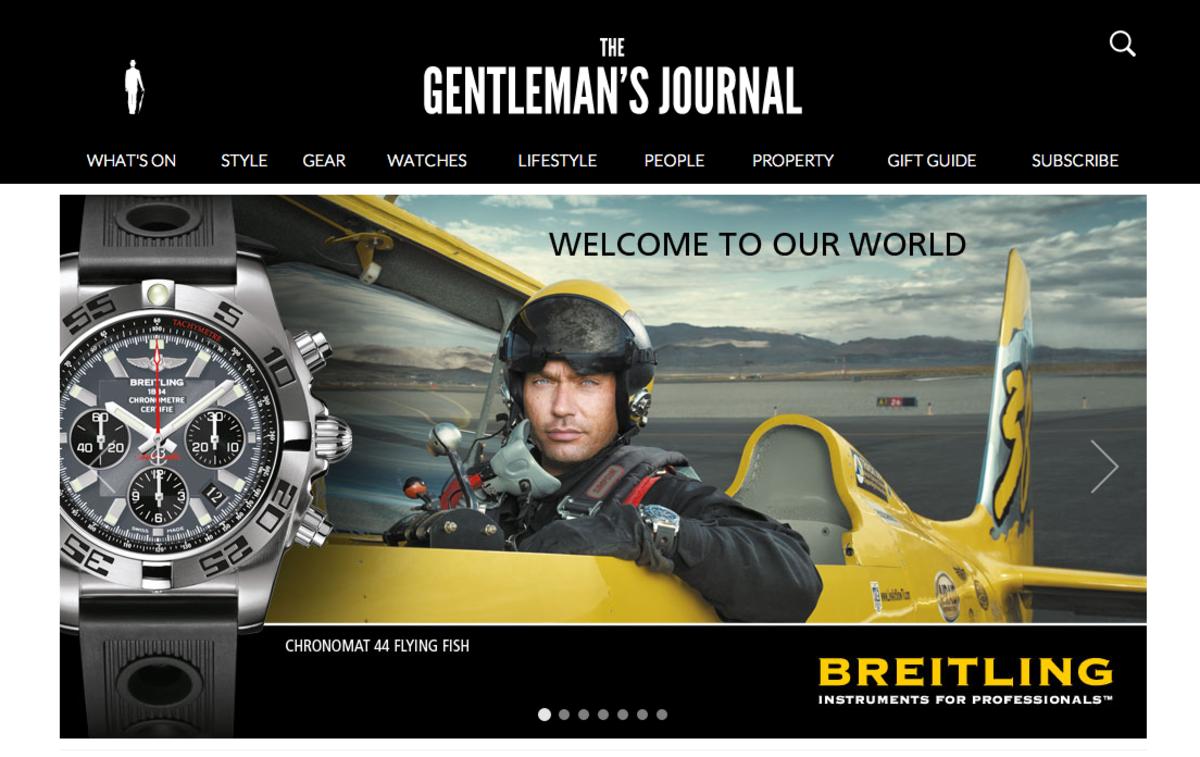 Gentlemen's Journal
