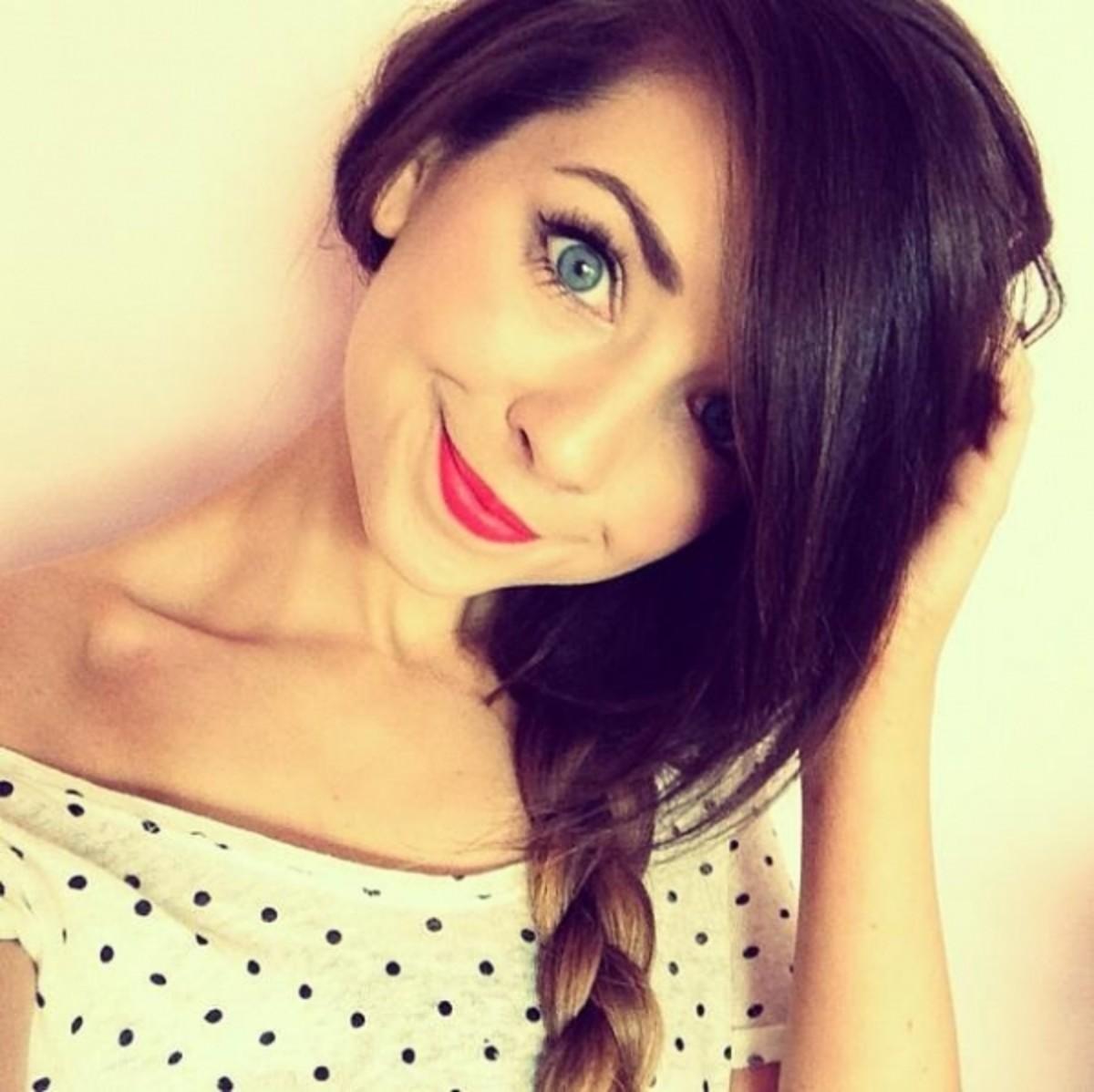 Zoe Sugg (aka Zoella)